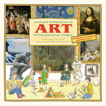 Introduction to Art by author Heather Alexander