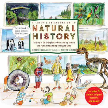 Introduction to Natural History by author Heather Alexander