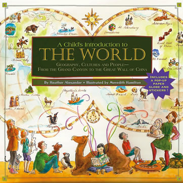 Introduction to the World by author Heather Alexander