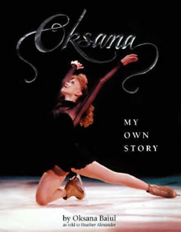 Oksana by author Heather Alexander