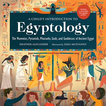 Egyptology by author Heather Alexander