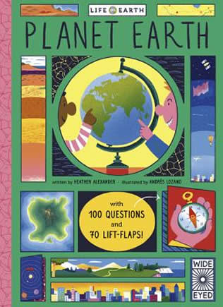 Life on Earth Series Earth by Heather Alexander