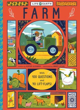 Life on Earth Series Farm by Heather Alexander