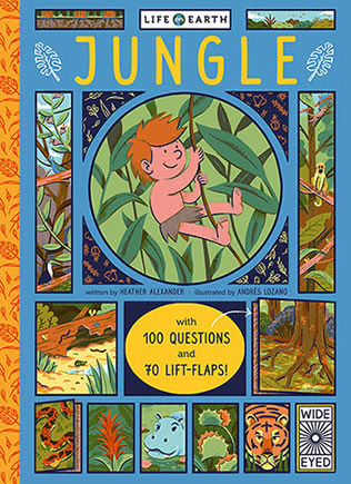 Life on Earth Series Jungle by Heather Alexander