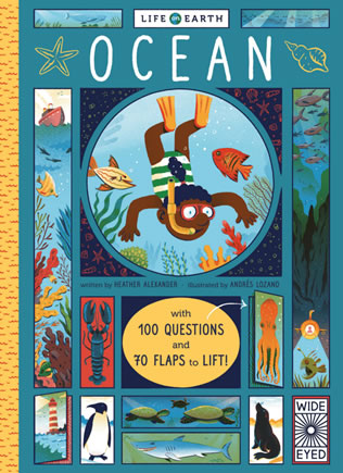 Life on Earth Series Ocean Heather Alexander