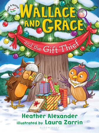 Wallace and Grace and The Gift Thief by author Heather Alexander