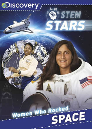 Women in Space by author Heather Alexander