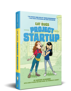 EAT BUGS: PROJECT STARTUP